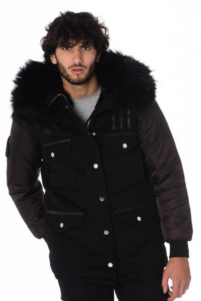 The New Designers Herren Parka              title=