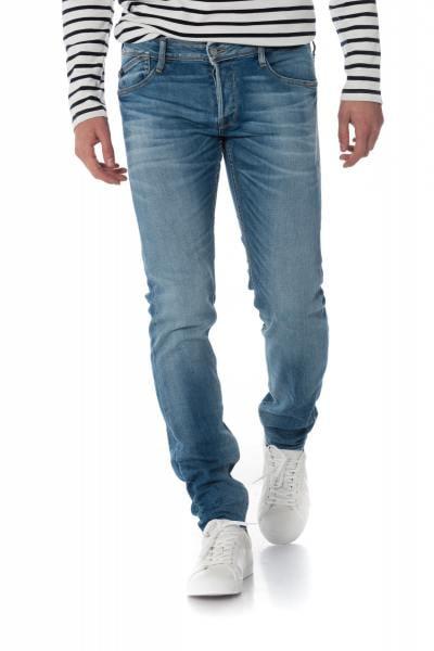 hellblaue Herren Slim Fit Jeans              title=