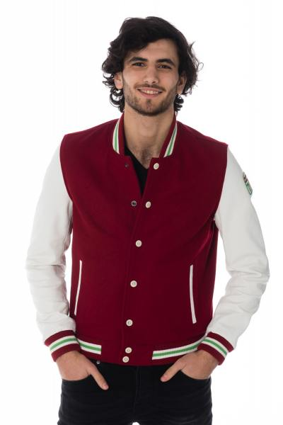 Blouson Homme Redskins WELLES GATES RED WHITE