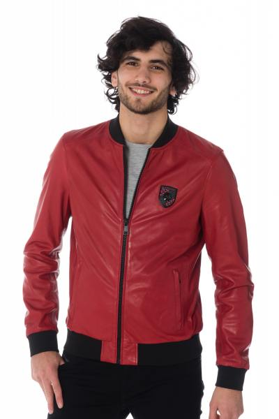 Blouson Homme Redskins MACLAREN SEATTLE RED