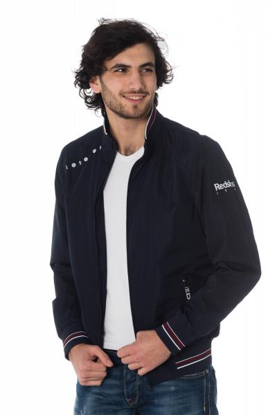 Blouson Homme Redskins PHOEBE PHILO NAVY BLUE