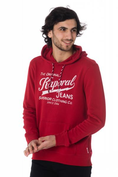 Pull/Sweatshirt Homme Kaporal BOKY NEO RED
