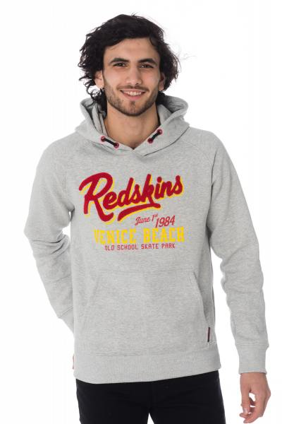Pull/Sweatshirt Homme Redskins DEEP STATE COLLUSION GREY CHINE