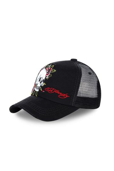 Casquette Homme ed hardy CASQUETTE SKULL 2