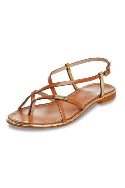 Chaussure été femme tan              title=