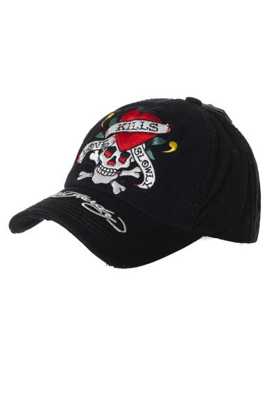 Casquette Homme ed hardy CASQUETTE LOV 2