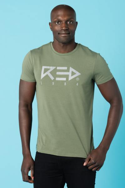 Tee Shirt Homme Redskins ARROW 2 CALDER KHAKI