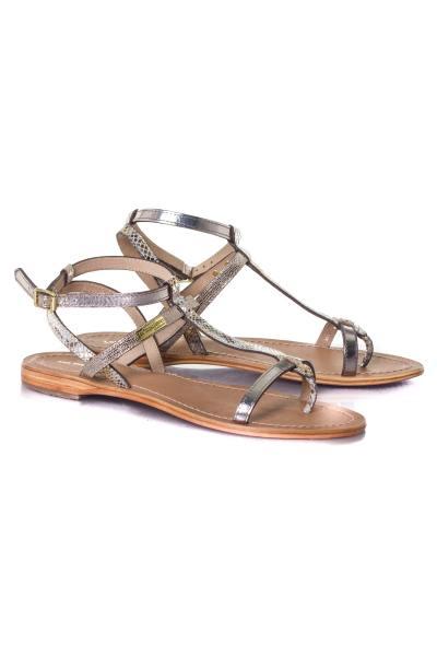 Chaussures Femme Les Tropéziennes de M Belarbi BAIE BEIGE SERPENT