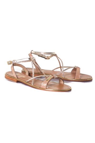 Chaussures Femme Les Tropéziennes de M Belarbi HIRONDEL CORAIL IRISE