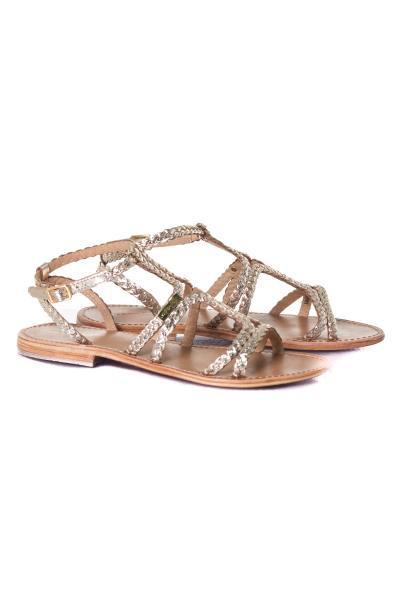 Chaussures Femme Les Tropéziennes de M Belarbi BOUNTY OR