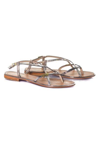 Chaussures Femme Les Tropéziennes de M Belarbi MONACO BEIGE BRONZE