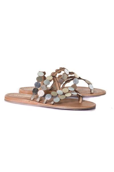 Chaussures Femme Les Tropéziennes de M Belarbi HOROND OR MULTI