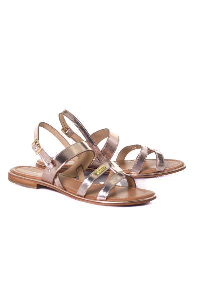 Chaussures Femme Les Tropéziennes de M Belarbi HELINA ROSE OR