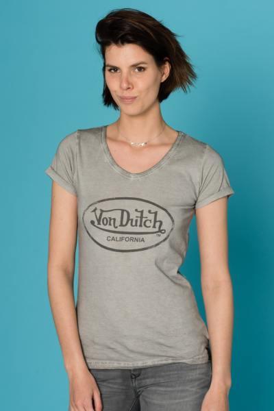 Tee Shirt Femme Von Dutch CASTING CASTI04