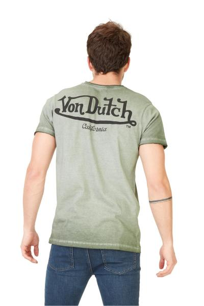 Tee Shirt Homme Von Dutch TSHIRT GARDY / K