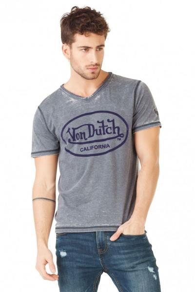 Tee Shirt Homme Von Dutch TSHIRT AERON / M