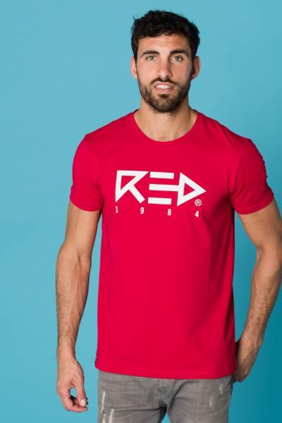 Tee Shirt Homme Redskins ARROW 2 CALDER RED