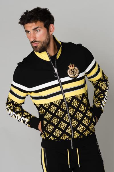 Pull/Sweatshirt Homme horspist LAZAR YELLOW