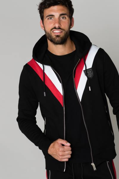Pull/Sweatshirt Homme horspist TULUM BLACK