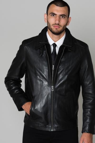 Blouson Homme Daytona FORD DA IC COW AIR BLACK
