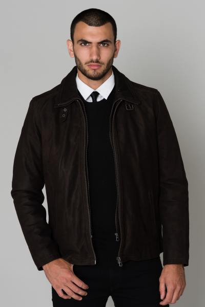 Blouson Homme Daytona FORD DA IC COW MADISON BROWN