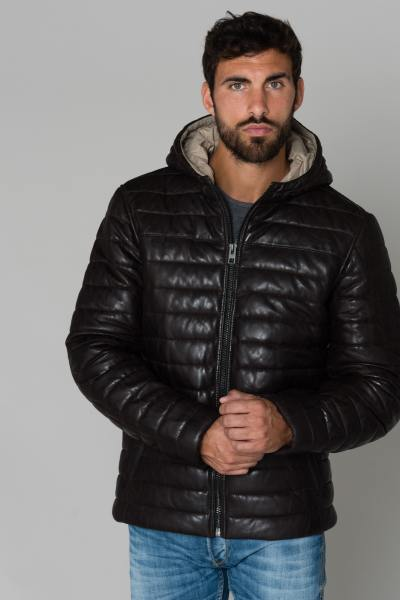 Blouson Homme Oakwood ACTION CHOCO 505