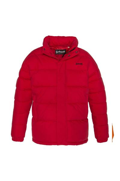 Blouson Mixte Schott NEBRASKA RED