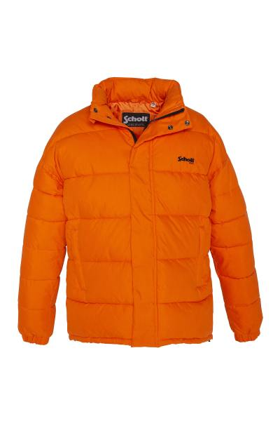 Blouson Mixte Schott NEBRASKA ORANGE