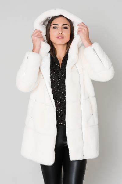 Veste Femme giovanni STACY BEIGE