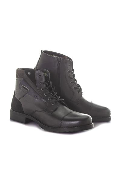 Chaussures noire montante homme               title=