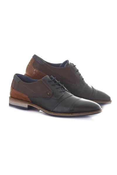 Chaussures de ville marron et cognac              title=