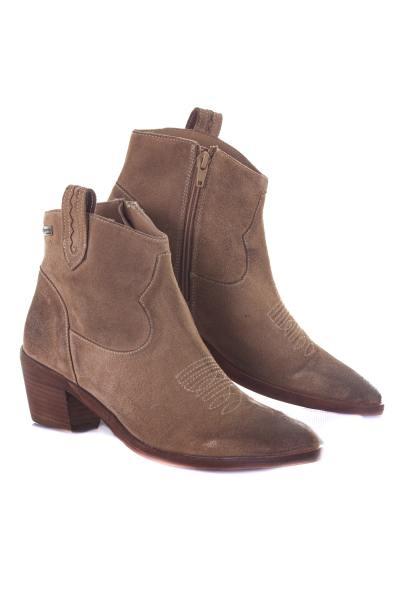 Chaussures Femme Les Tropéziennes de M Belarbi ZAEL TAUPE
