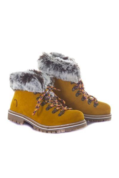 Chaussures Femme Les Tropéziennes de M Belarbi LAVINIA JAUNE