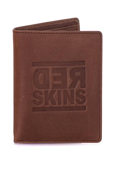 Portefeuille homme Accessoires Redskins PORTEFEUILLE RED IDAHO MARRON