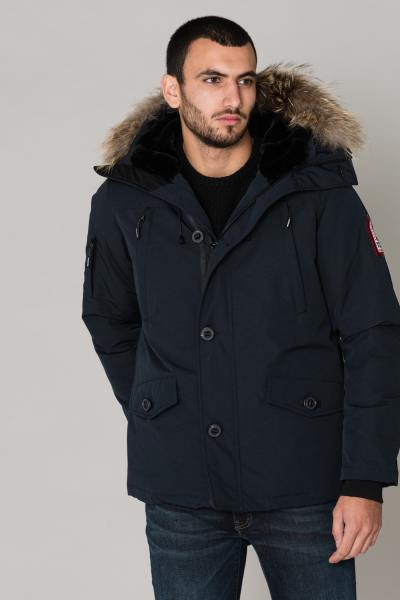 Veste Homme Helvetica ONTARIO MEN RACCOON EDITION NAVY 2K20