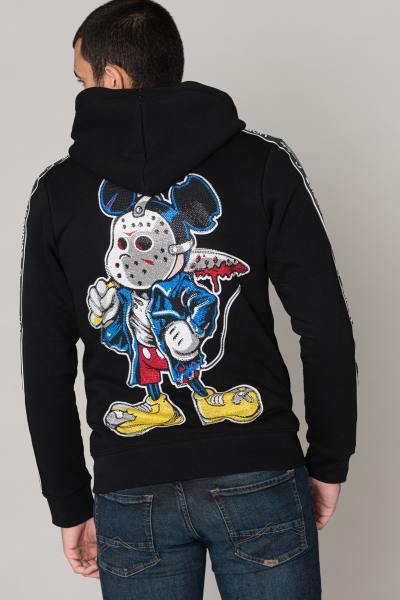 Pull/Sweatshirt Homme horspist CORONA BLACK