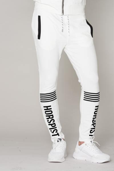 Jogging blanc homme               title=