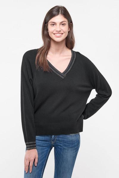 Pull/Sweatshirt Femme Le temps des Cerises PALOMA BLACK