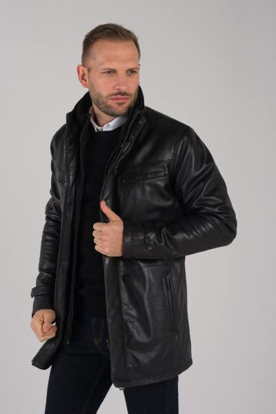 Veste Homme Daytona BALLY IC SHEEP MAELI BLACK
