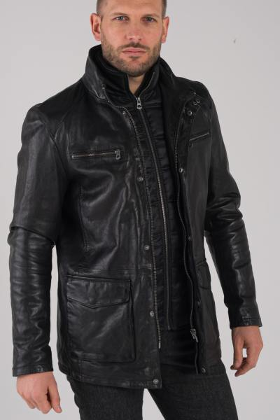 Veste Homme Daytona CLINTON IC SHEEP TIGER BLACK