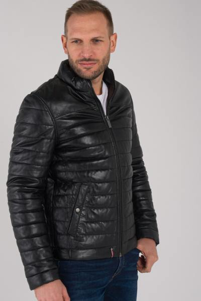 herren Jacke oakwood FOOTLOOSE NOIR 501              title=