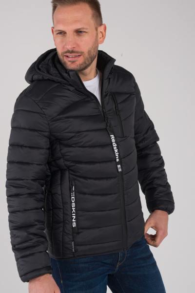 Doudoune homme sportwear noire              title=