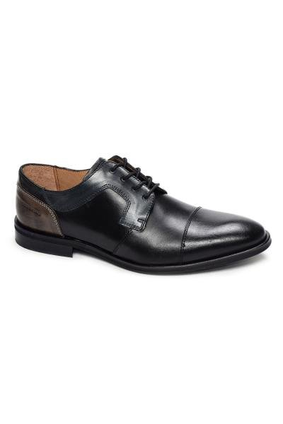Chaussures Homme Chaussures Redskins WINDSOR NOIR MARINE GRIS