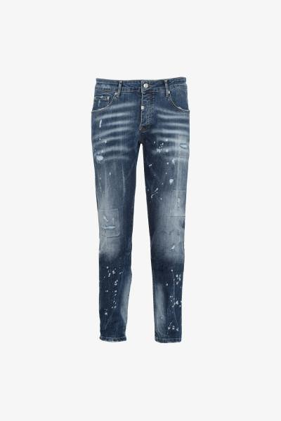 Jean Homme horspist WILTON2 MEDIUM BLUE
