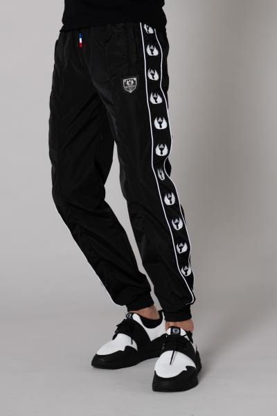 Pantalon Homme horspist JOGGING COLLINS BLACK