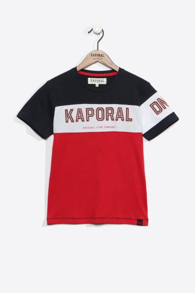 Tee Shirt Enfant Kaporal BILON NAVY