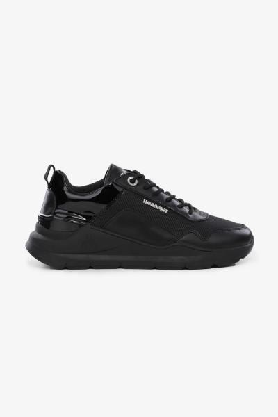Chaussures Homme horspist CONCORDE FULL BLACK NYLON