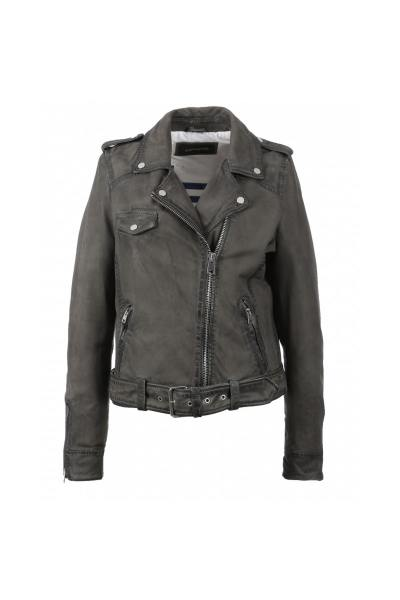 damen Jacke oakwood PLEASE GRIS 527              title=
