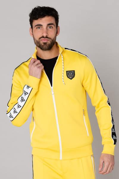 Veste de jogging jaune homme              title=