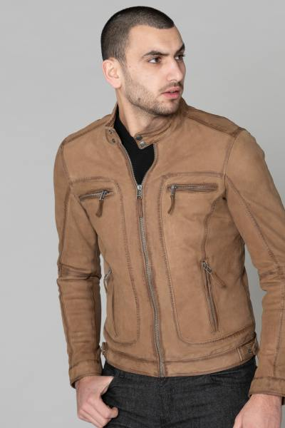 herren Jacke oakwood CASTEL CAFE 506              title=